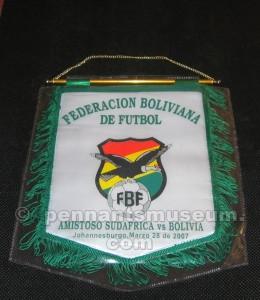 BOLIVIAN FOOTBALL FEDERATION