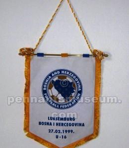 BOSNIA AND HERZEGOVINA FOOTBALL FEDERATION