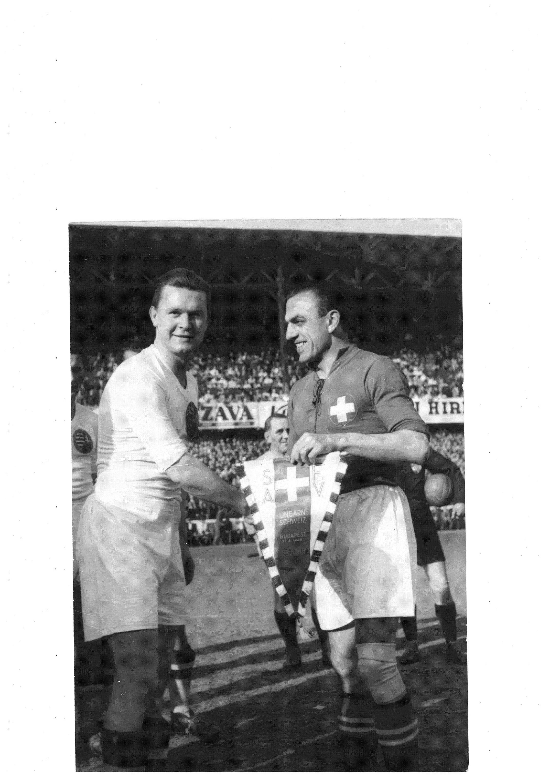 Hungary-vs-Switzerland-1948