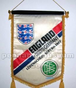 ENGLAND FOOTBALL FEDERATION