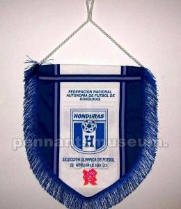 NATIONAL AUTONOMOUS FEDERATION OF FOOTBALL OF HONDURAS