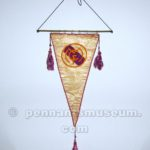 Embroidered pennant Real Madrid