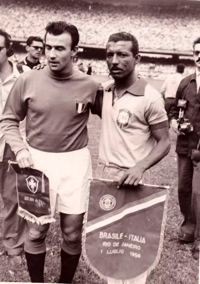 Brasile Italia 1956