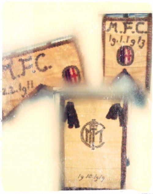 """Nuovi """"centenari"""" nella collezione di Pennantsmuseum.com"""