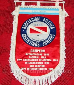 ARGENTINOS JUNIORS A.A.