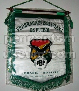 BOLIVIAN FOOTBALL FEDERATION