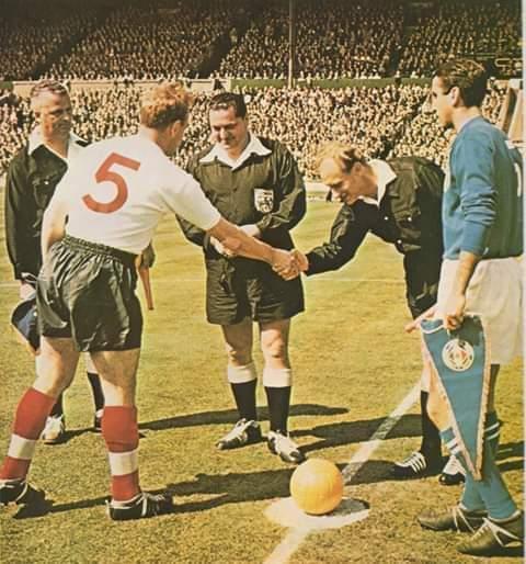 Inghilterra - Italia 1953
