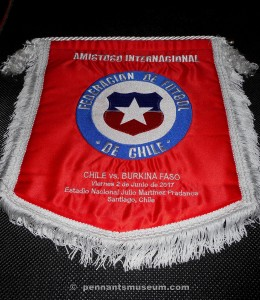 CHILEAN FOOTBALL FEDERATION