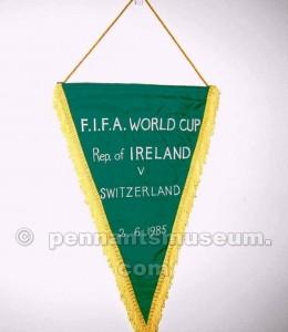 IRELAND FOOTBALL ASSOCIATION