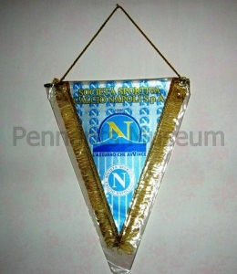 Printed pennant in use in the early 2000s