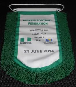 NIGERIA FOOTBALL ASSOCIATION