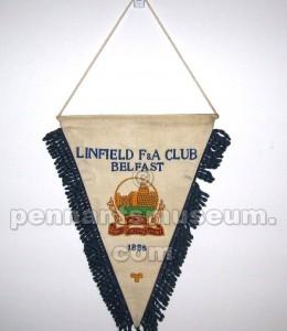 LINFIELD F&A CLUB BELFAST
