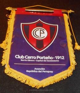 CERRO PORTENO CLUB