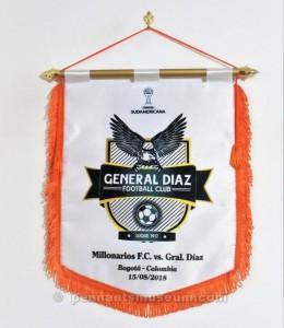 GENERAL DIAZ F.C.