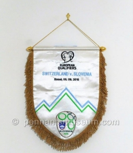 SLOVENIA FOOTBALL ASSOCIATION