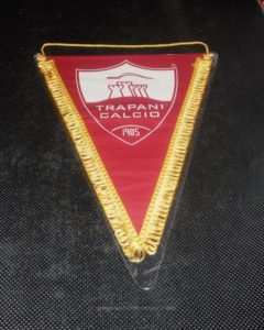 Printed pennant in use in the season 2015-2016