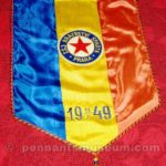 Embroidered pennant issued in 1949