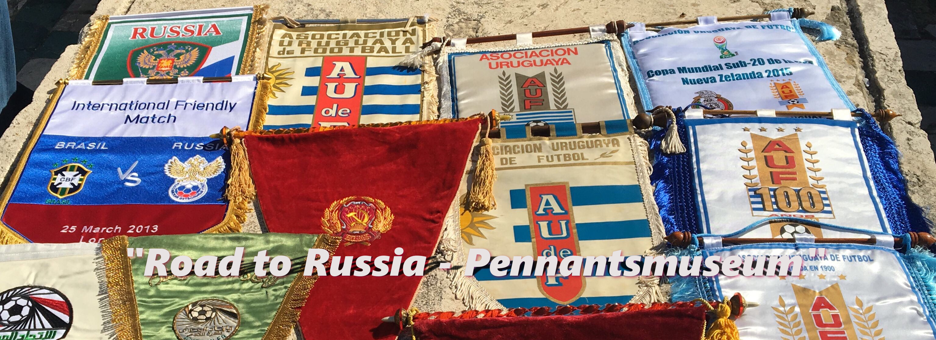 Road to Russia - Pennantsmuseum