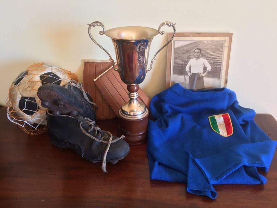 PennantsMuseum & Eroi del Calcio live from Facebook. Monday 08th June 7.00 p.m.