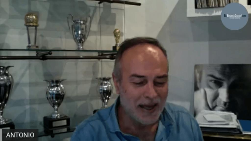 """Gli Eroi del Collezionismo… un viaggio """"Live"""" nella storia del Calcio – 8° Ep. – Ospite speciale Antonio Cabrini"""