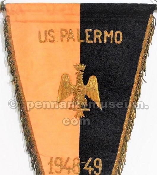 palermo 1948 dettaglio stemma