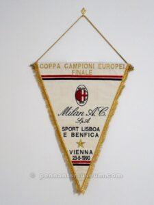 MILAN – BENFICA, Vienna 23 maggio 1990