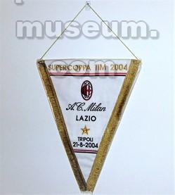 Milan – Lazio, Milano 21 Agosto 2004
