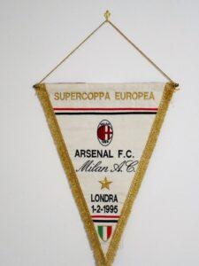 Arsenal - Milan (gara d'andata), Londra 1 febbraio 1995