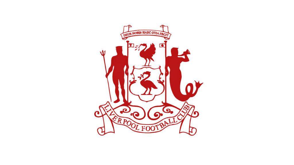 Il primo stemma del Liverpool F.C.