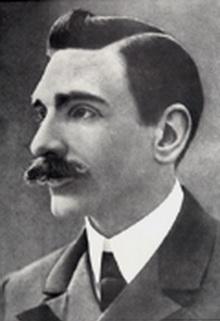 Un'immagine di Stempel primo Presidente dell'Ajax