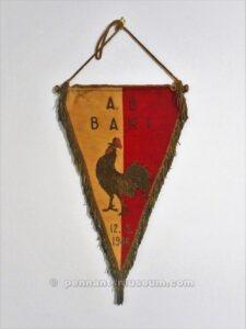 Gagliardetto partita Bari – Inter del 12 maggio 1946