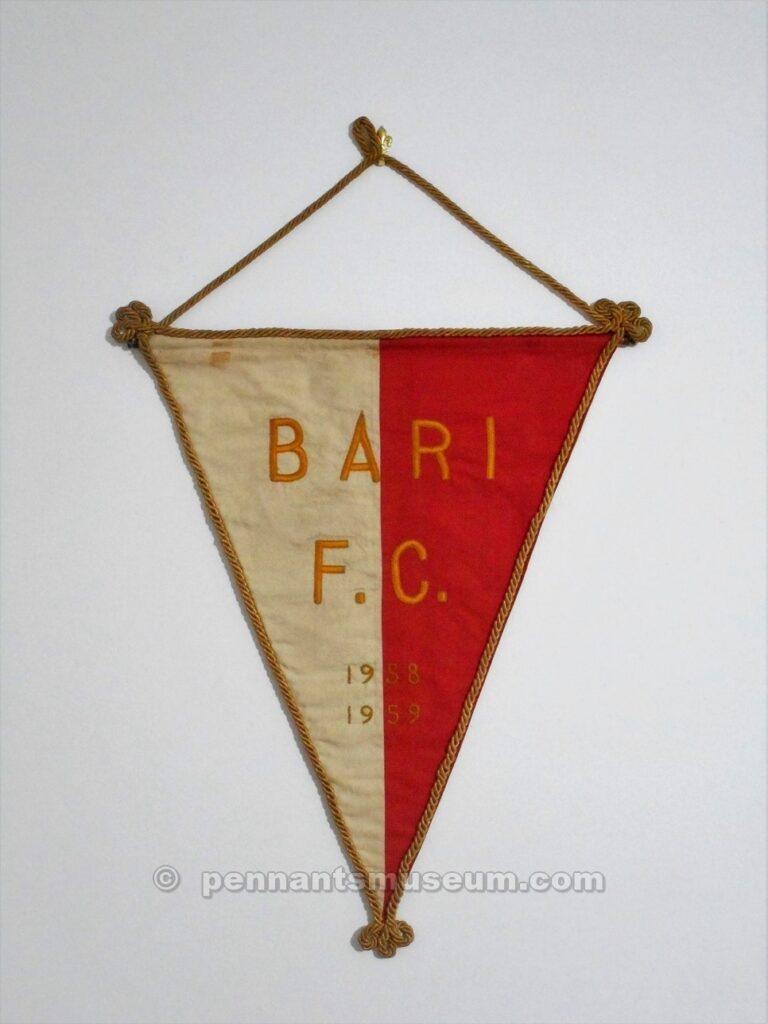 Gagliardetto della stagione 1958 - 1959