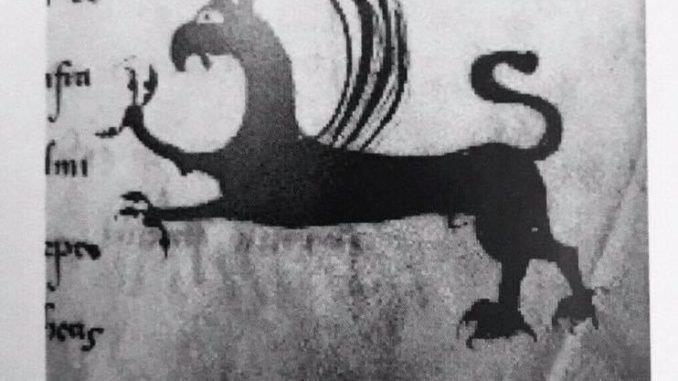 Il Grifo perugino in un documento del XIII secolo