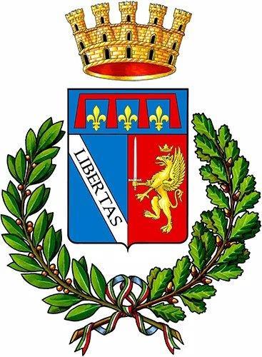 Lo stemma di Imola