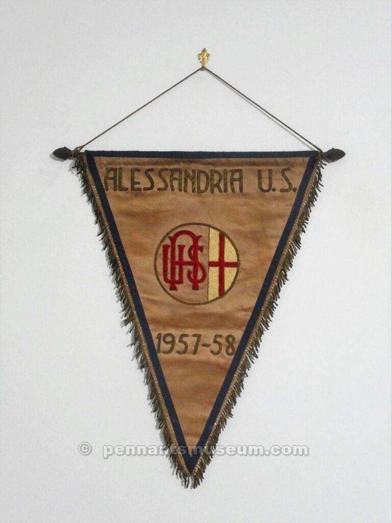 alessandria 1957-1958