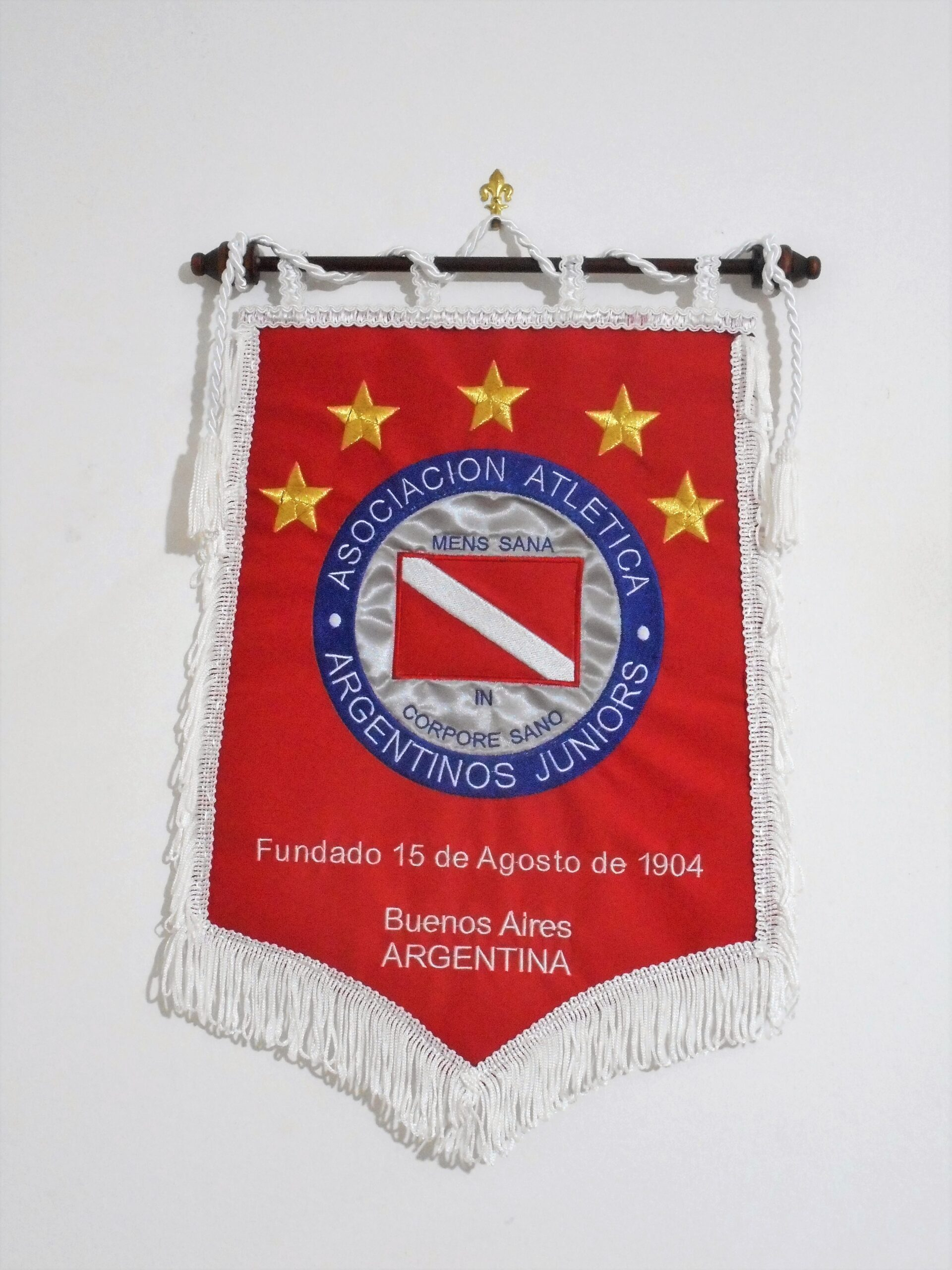 argentinos jrs a.a.