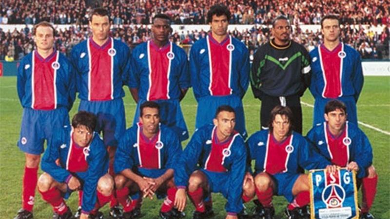 L'undici che conquistò la Coppa delle Coppe nel 1996