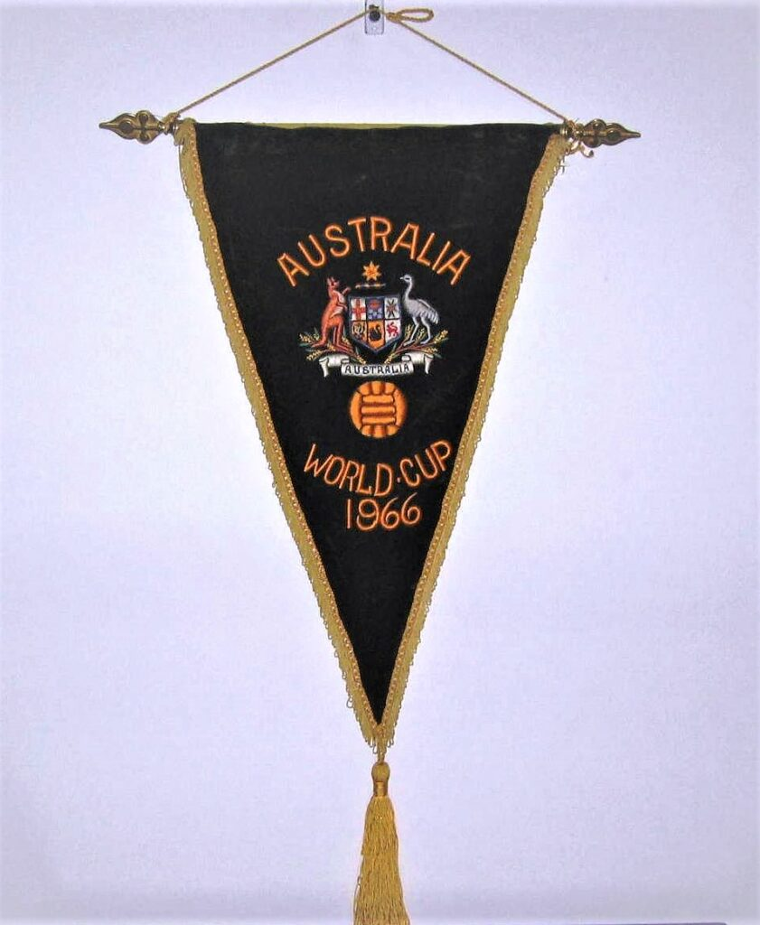 australia soccer federation FIFA World Cup 1966