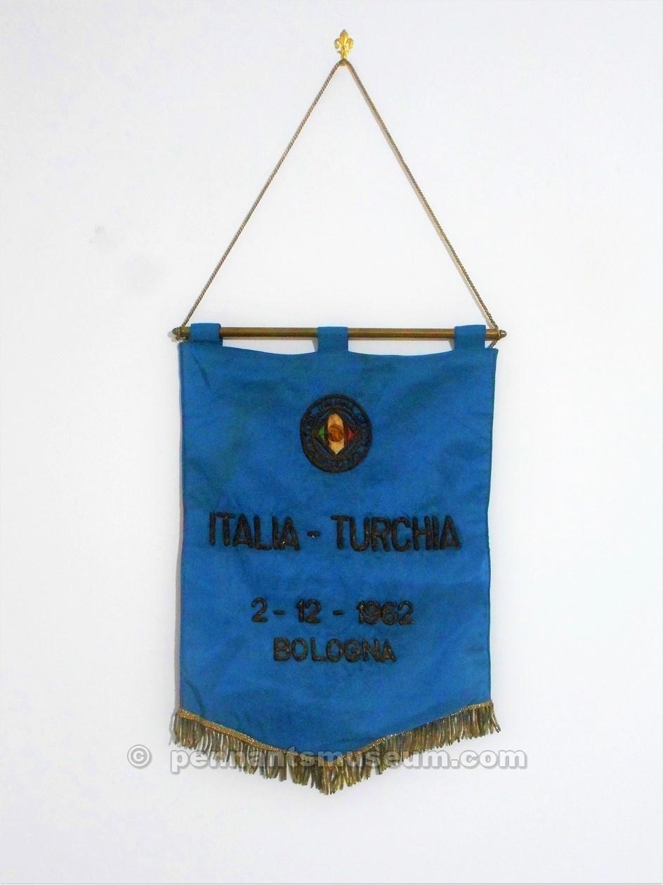 figc italia vs turchia 1962