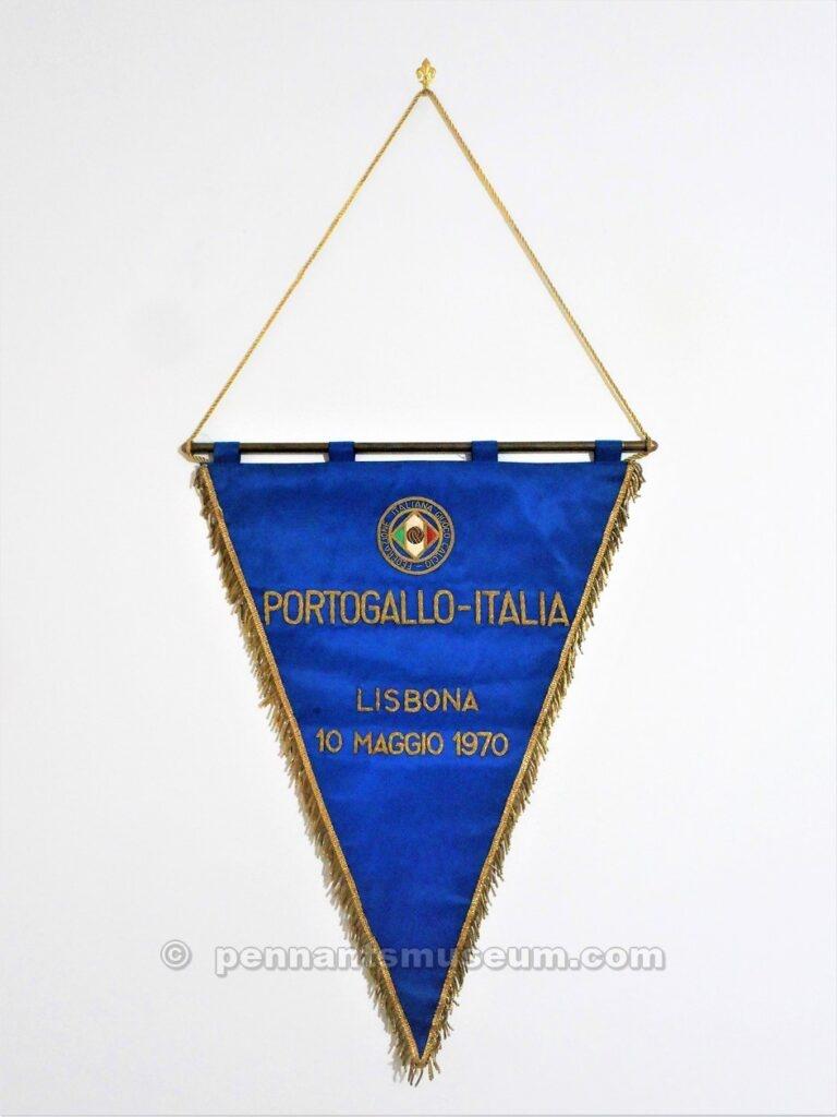 PORTOGALLO – ITALIA 10 MAGGIO 1970
