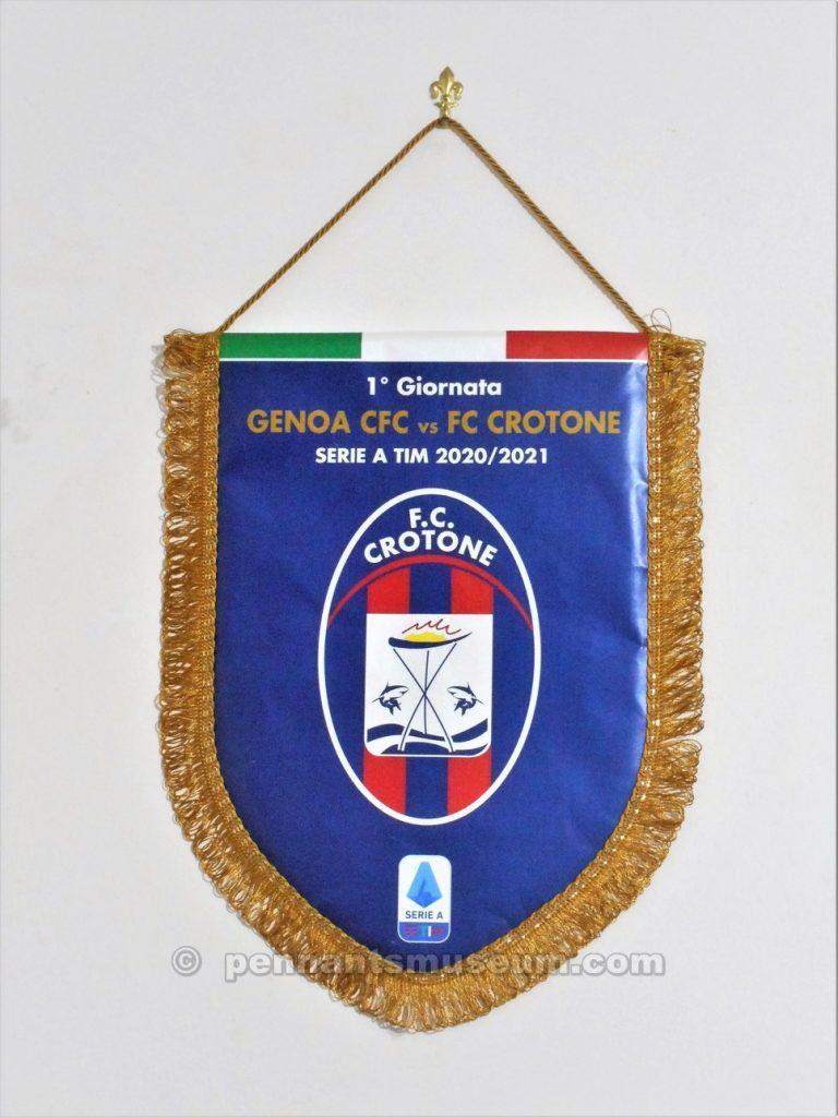 Genoa cfc vs Fc Crotone
