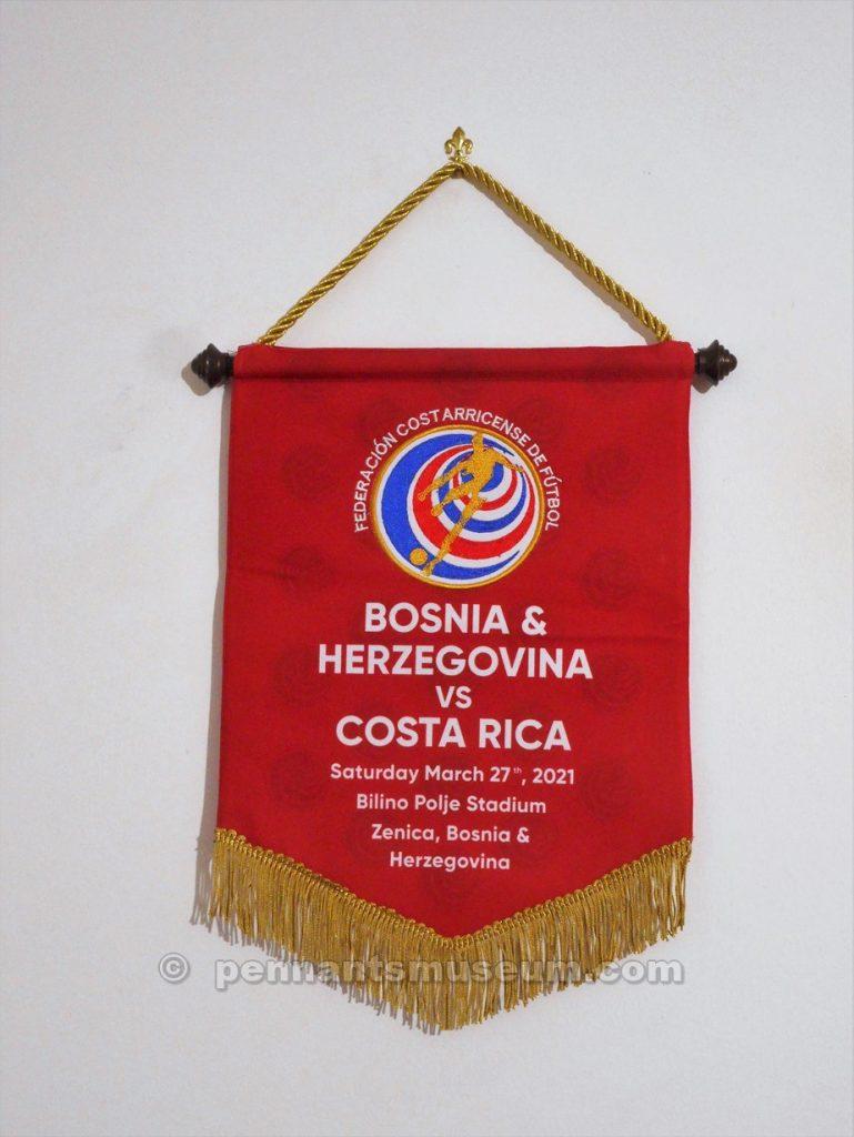Bosnia Herzegovina Vs Costa Rica