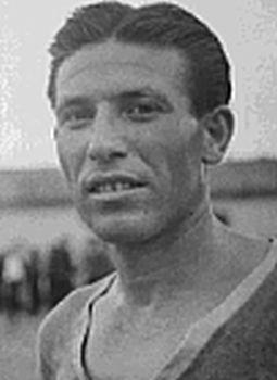 Bruno De Lazzari, calciatore della Mestrina (fonte WikiLazio)